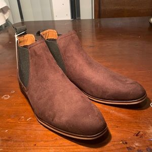 H and M boots